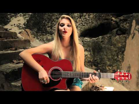 Sparks Fly - Taylor Swift (Official Music Video Acoustic Cover by Malissa Alanna