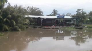 Giong Rieng River, Kien Giang Province, Viet Nam