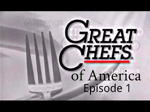 Great Chefs of America Episode 1 - Philippe Boulot, Anne Kearney and Michael Maddox