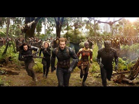 Marvel Avengers: Infinity War Trailer #2