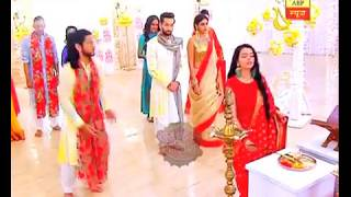 Ishqbaaaz: Gauri faints during a celebration in the family