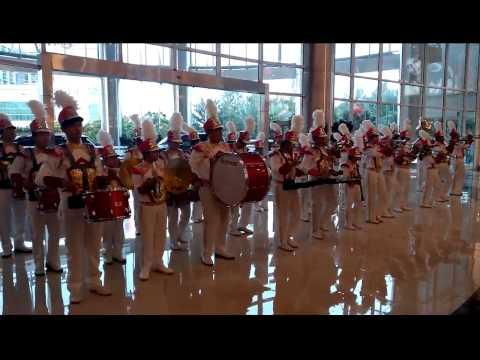 Indonesia Marching 2015 Emporium Pluit Jakarta