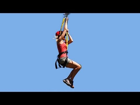 Zip Lining and Ropes Course (Zoom Air)
