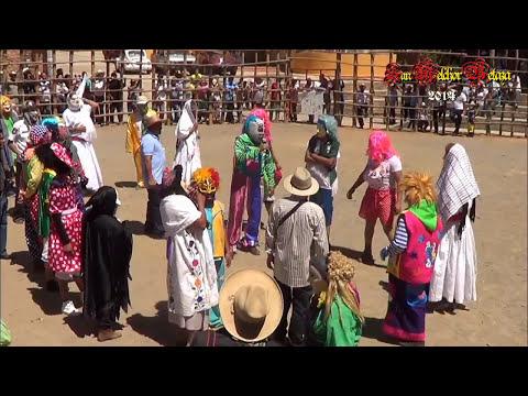 San Melchor Betaza 2014. Carnaval