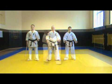 Kyokushin exercises with knife and stick.mp4 Image 1