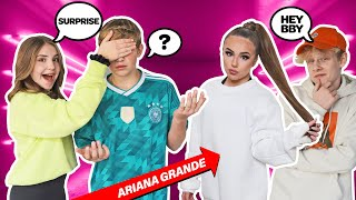 Surprising My Crush With ARIANA GRANDE! **Funny REACTION**💥💋| Piper Rockelle