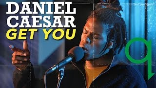 Daniel Caesar - Get You (LIVE)