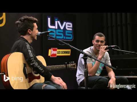 Kalin and Myles - Interview (Bing Lounge)