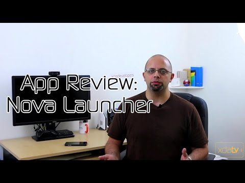 Get a Taste of Lollipop with Nova Launcher – Android App Review