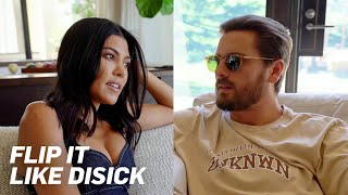 "Scott Disick Admits to Kourtney Kardashian: ""I Was Just So Insecure"" 