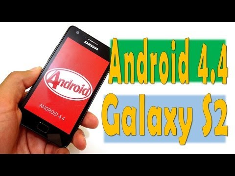 Android 4.4 KitKat Samsung Galaxy S2   CyanogenMod 11 [Tutorial]