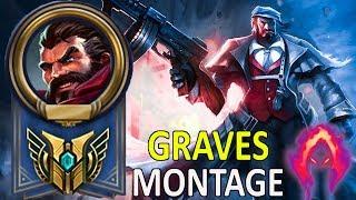 Graves Montage 6 - Best Graves Plays | League Of Legends Mid