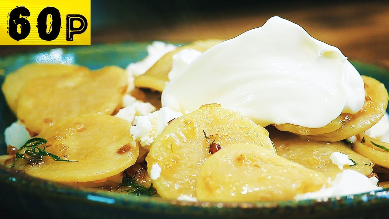 Дешманские Ньокки | Ленивые Вареники | Антикризисная Кухня | #borsch