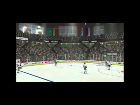 NHL 13 (PS3) EA Sports World Tournament - Game 4 - Canada vs Belarus