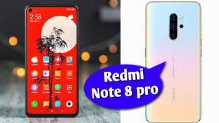 Redmi Note 8 pro is official - 64MP Quad camera, 8gb ram (Expected Specs & price)