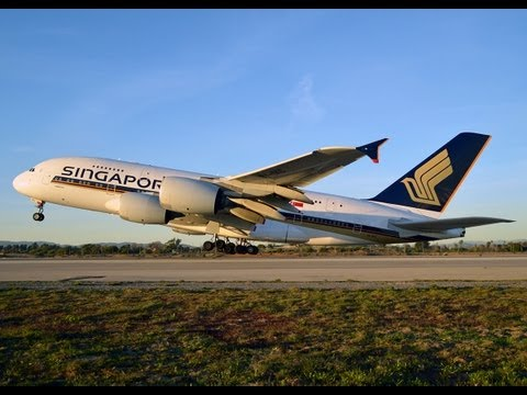 Which Airline Lands the Airbus A380-800 Best?