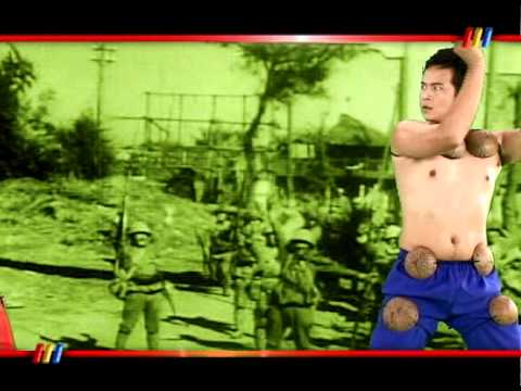 Maglalatik, War Dance video