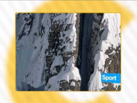 Ski sur glace avec Loïc Dedenis à C'Midi du 27 Avril 2015