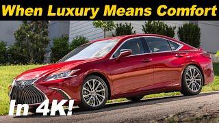 2019 Lexus ES 350 - The Classic Comfy Lexus