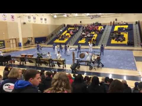 Los Banos High School 2014 WP Presents-Out Of The Blue