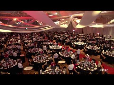 Top 10 Malaysia & Asia Corporate Ball - Palace of the Golden Horses 2013