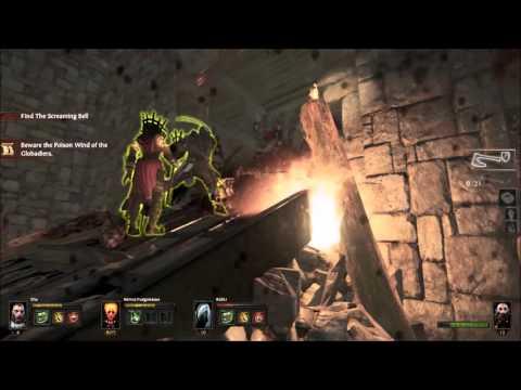 Let's Play [Koop]: Warhammer: The End Times - Vermintide - #07: Verlaufen und verloren