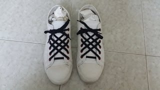 How to Lattice Lace your Shoes