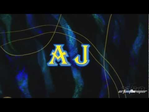 WWE AJ Lee New 2013 Lets Light It Up Titantron and Theme Song...