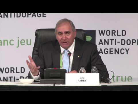 Pre-Conference Press Conference - World Conference on Doping in Sport
