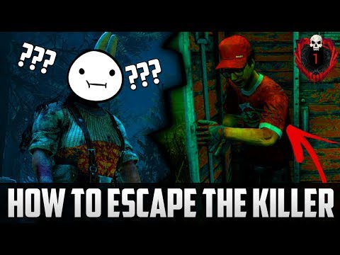 Dead By Daylight How To Escape The Killer Tutorial - DBDL Best Tips To Escape & Juke Killers