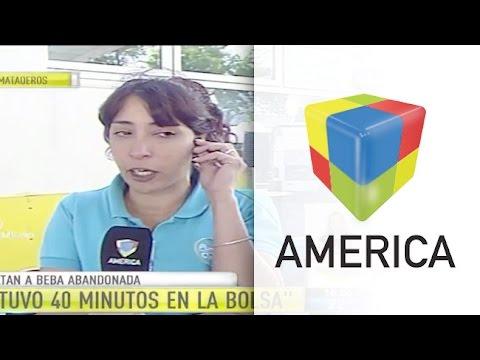 Video: Intentó violar a una empleada en un comercio