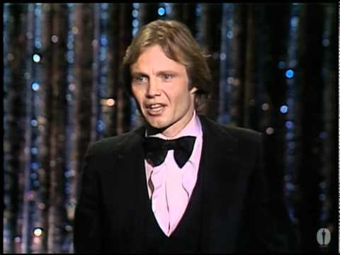 Jon Voight winning Best Actor