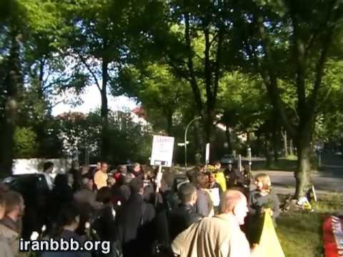 Delara Darabi  اعتراض به اعدام دلارا دارابی در برلین