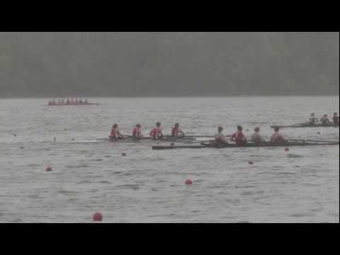2011 Women's Big 10 Rowing Championship, Ejection Crab