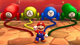 Mario Party The Top 100 HD - All Lucky Minigames