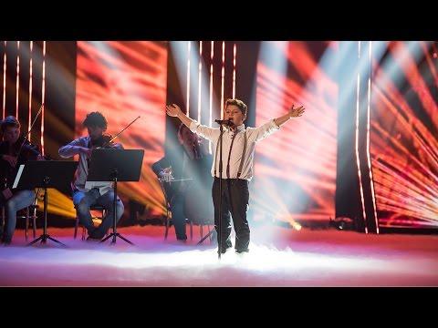SIEGER Flavio Rizzello - Rise Like A Phoenix von Conchita Wurst - Finale - #srfdgst