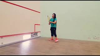 Pakistan's longest hair girl Squash player Zahib Kamal make world record, Sportswire Pakistan