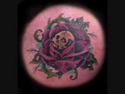 rose tattoo we can t be beaten