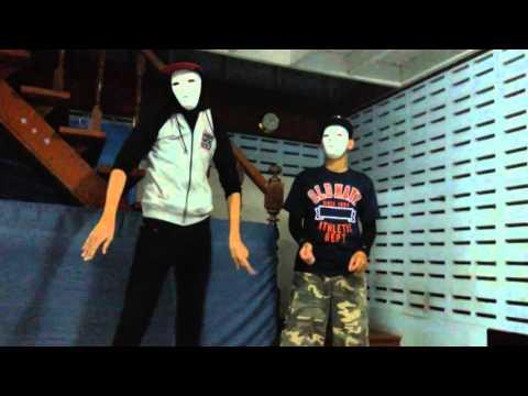 jabbawockeez Trat Dubstep-popping (Dropout You Always Win Dance)