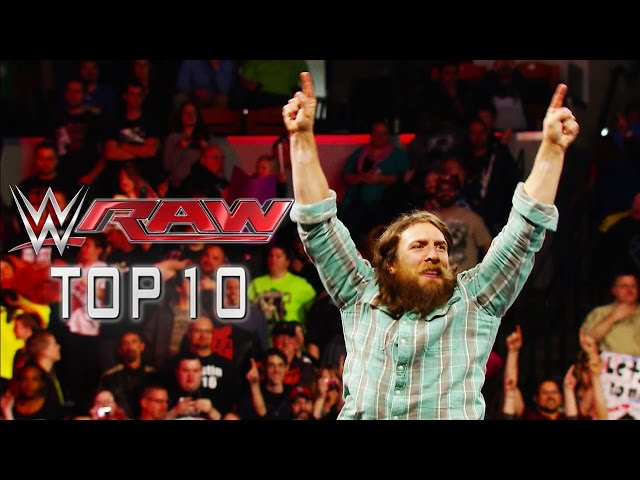 Top 10 WWE Raw moments: November 25, 2014