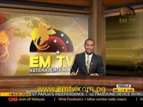 EMTV News Replay - 4th September, 2015