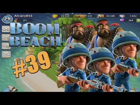Matones y fusileros | Boom Beach #39 [Español]