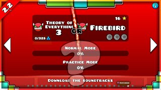 Is the second official level Firebird or TOE 3? - Geometry Dash 2.2 Release News