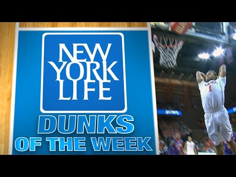 College Dunks of The Week Dunks of The Week Presented by