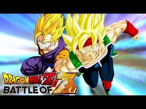Dragon Ball Z Battle of Z - Super Saiyan Bardock & Super Vegito DLC