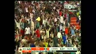 Highlights - Faisalabad Wolves v Lahore Lions at Faisalabad - May 14, 2015