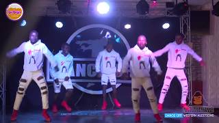 DANCE OFF UGANDA 2018 - Battle Warriors (Western Auditions)