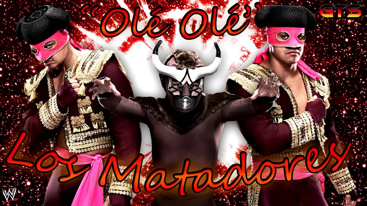 Luchadores Los Matadores 2013 Los Matadores Wwe