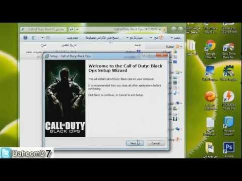 طريقة تحميل وتثبيت لعبة Call of Duty Black Ops 1 + Zombies