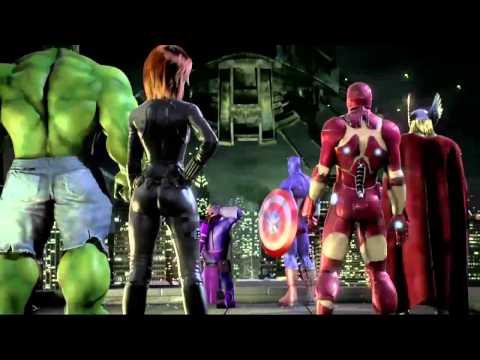 Avengers: Battle for Earth &#8211; E3 2012 Official Trailer